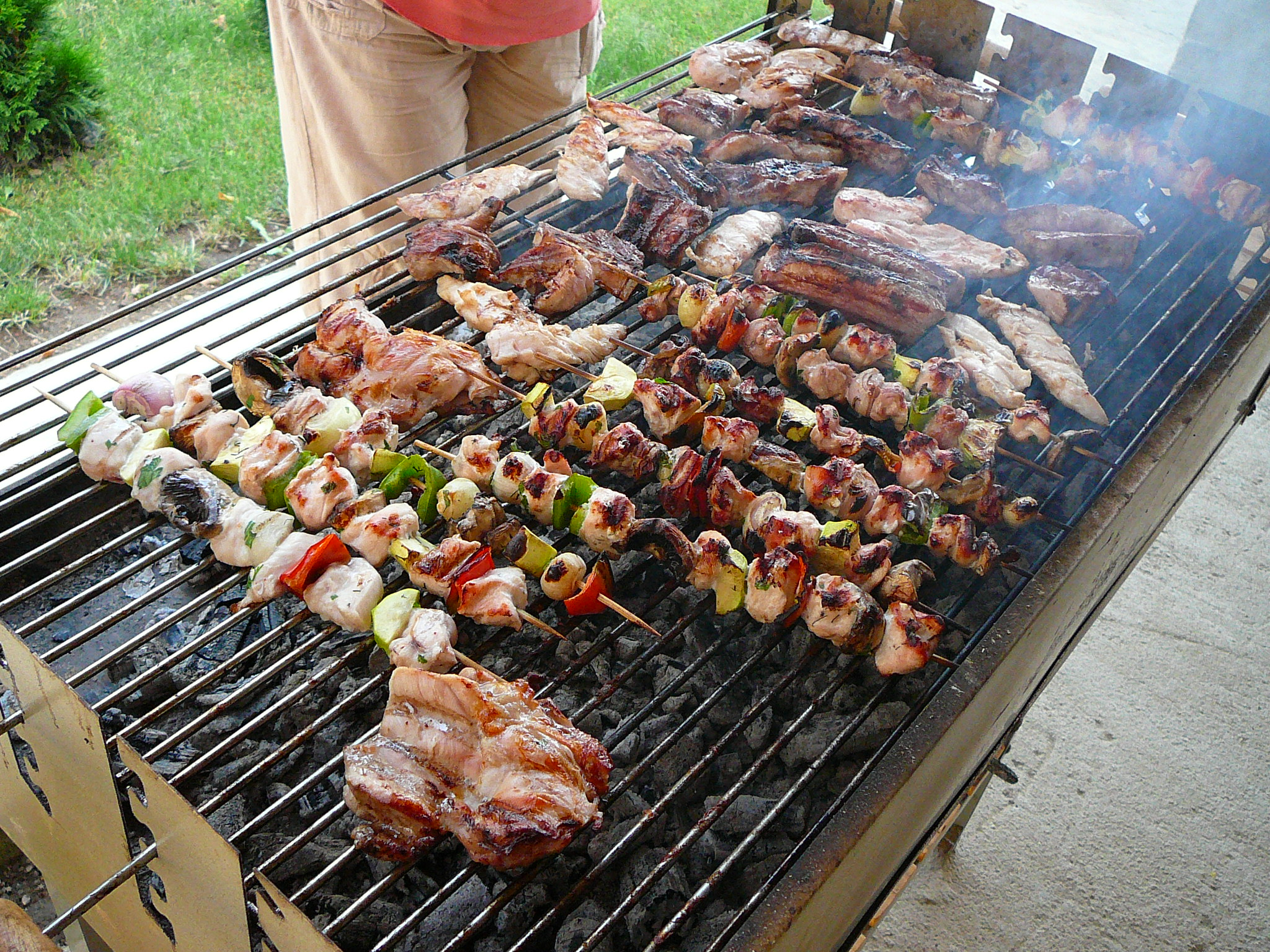 columbus backyard barbecues the mcvey team blog