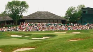 18th at Muirfield Village Golf Club
