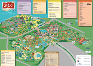 Columbus Zoo Map