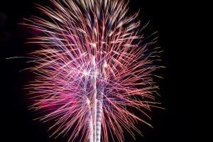 Upper Arlington Fireworks