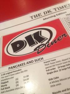 DK Diner 2