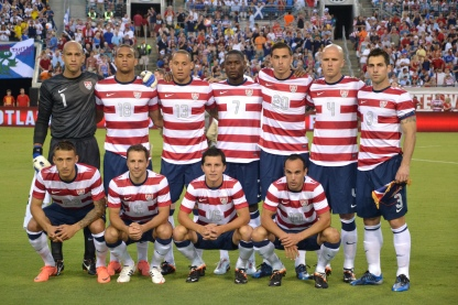 USA vs Mexico World Cup Qualifier