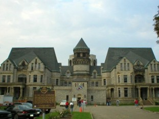Mansfield Haunted Prison