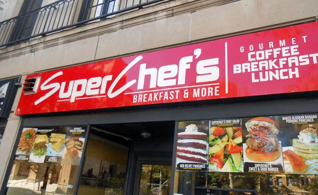 Superchef's