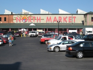 Drive in North Market